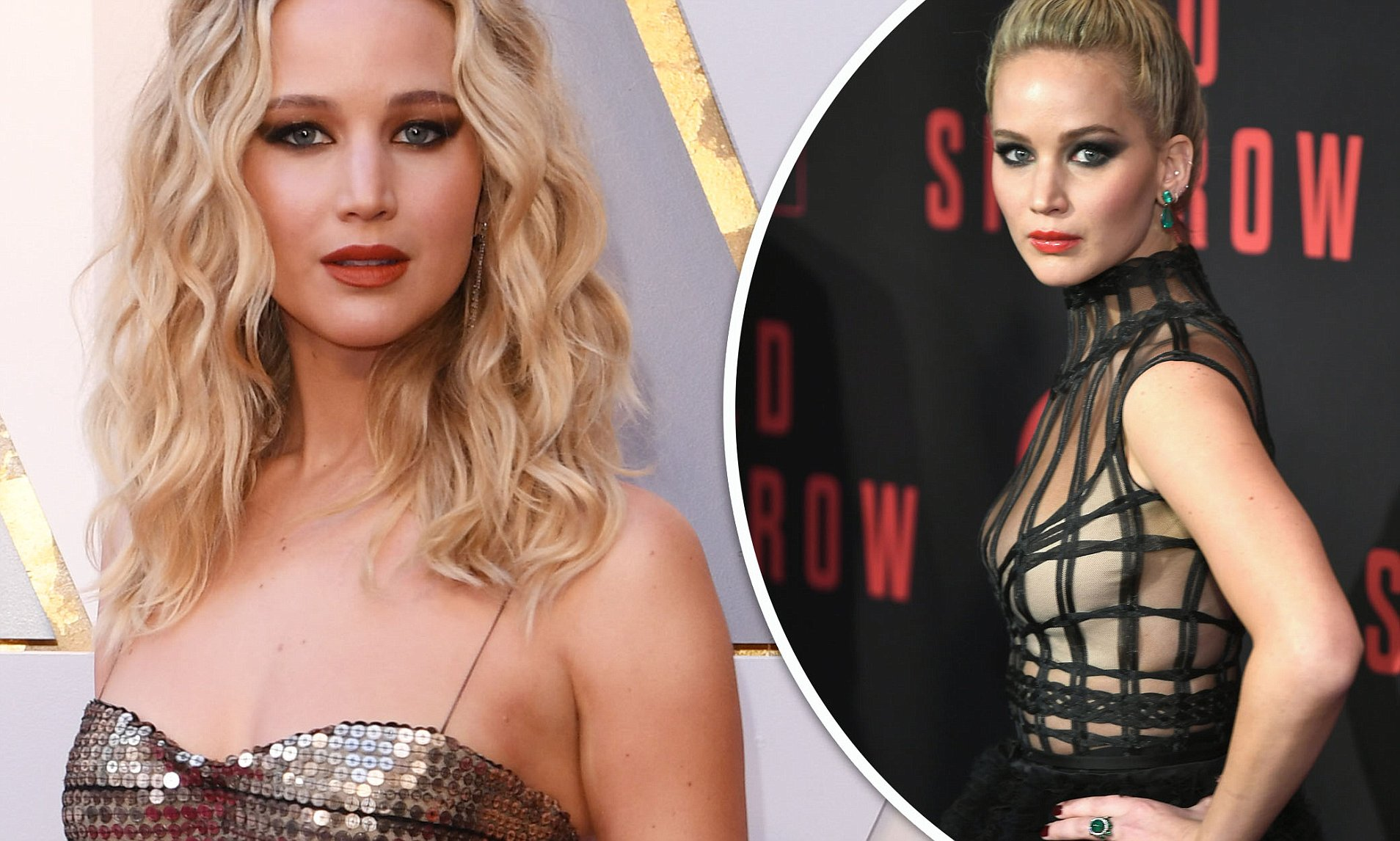Jennifer Lawrence Wants Actresses To Own Up To Their Cheat Diet