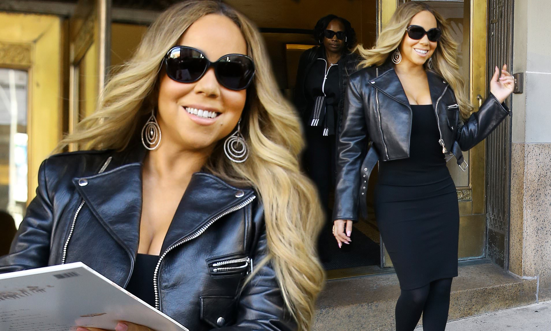 Mariah Carey Continues Radio Promo Ahead Of 'Caution' Album Release