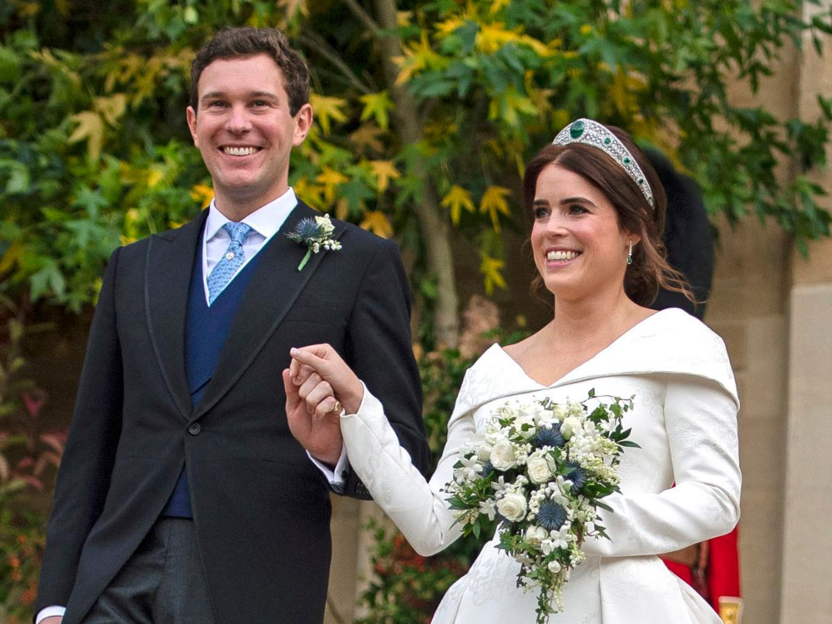 Princess Eugenie Ditches Harry & Meghan's Frogmore Cottage