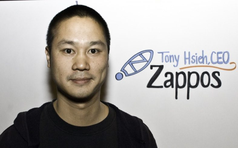 Former 'Zappos' CEO Tony Hsieh Slept With Propane Heater Before His Death